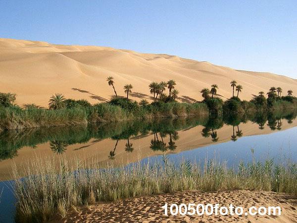 Оазис Убари (Ливия)