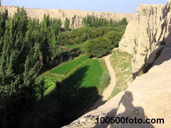 Оазис Турфан (Китай)