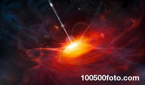 Громадная группа квазаров