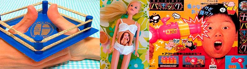 Нелепые детские игрушки