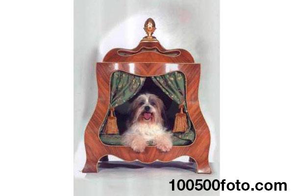 Павильон для животных в стиле Людовика XV