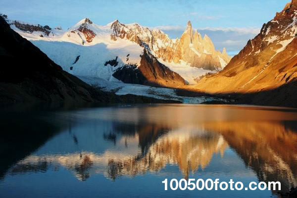 Серро-Торре на границе Аргентины и Чили 2