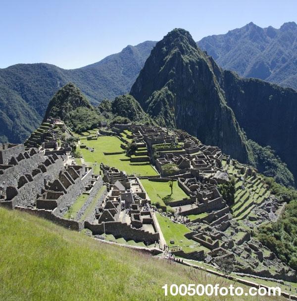 Уайна-Пикчу в Перу