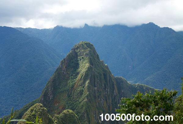 Уайна-Пикчу в Перу 2