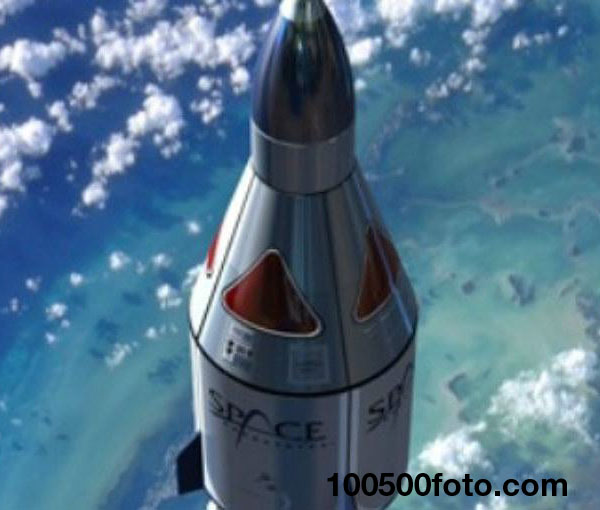 Суборбитальное транспортное средство от Armadillo Aerospace