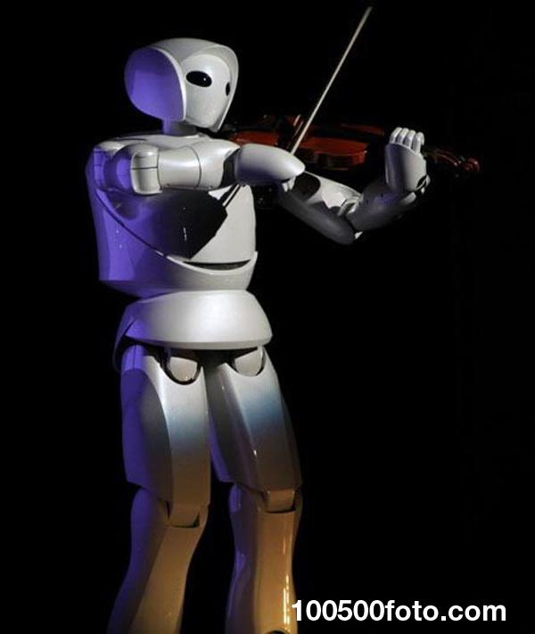 Робот-музыкант