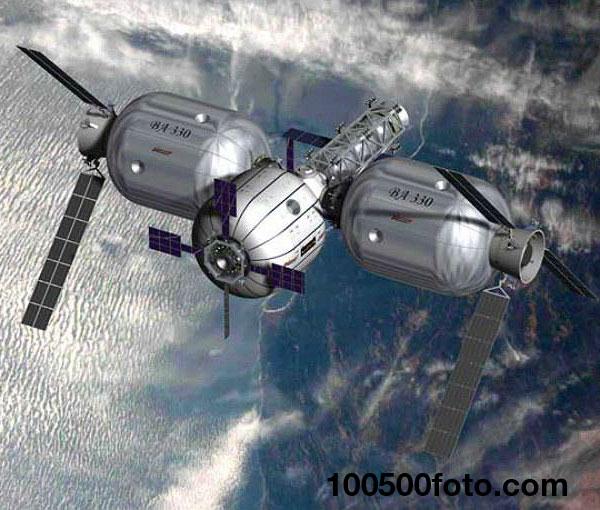 Частная космическая станция от Bigelow Aerospace