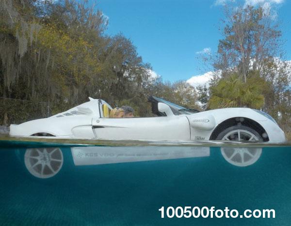 Автомобиль-субмарина Rinspeed Squba 2