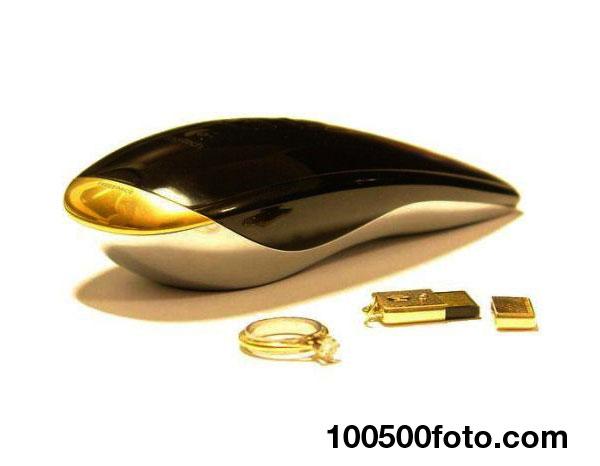Лазерная 3D мышка от компании Logitech по цене $24 180