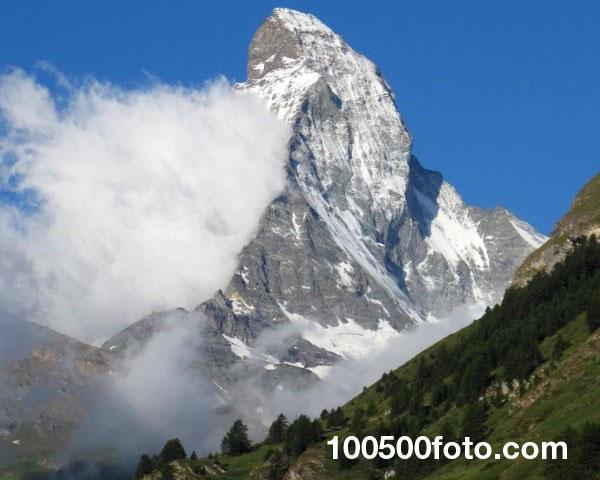 Маттерхорн в Швейцарии