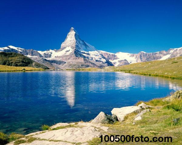 Маттерхорн в Швейцарии 2