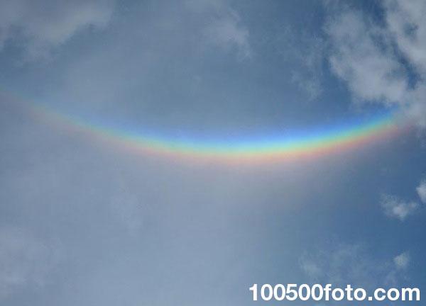 Перевёрнутая радуга