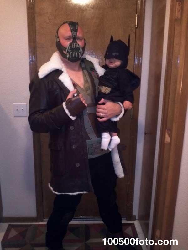 Бэтмен и Бэйн
