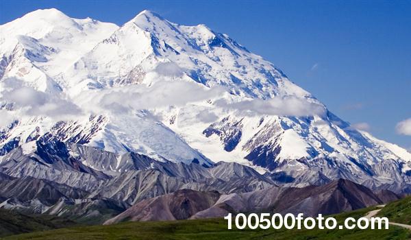 Денали на Аляске (США)