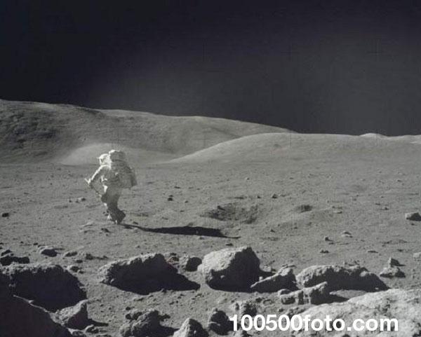 Лунная пыль