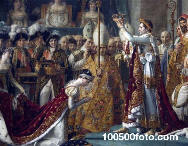 Наполеон и Жизефина
