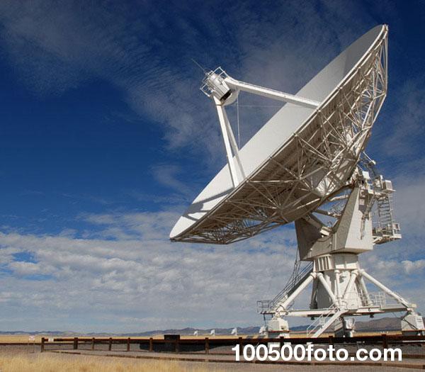 Загадочные сигналы в проекте SETI