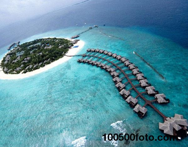 Мальдивские атоллы Чагос-Лакшадвил  2