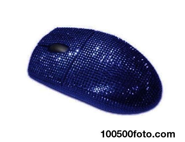 Мышка от MJ с синими сапфирами стоимостью $27 940