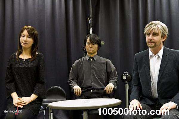 Роботы-гуманоиды