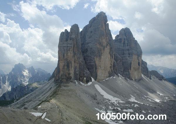 Тре Чиме ди Лаваредо в Италии 2