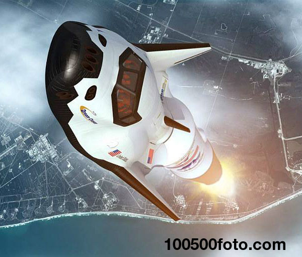 Космический корабль Dream Chaser
