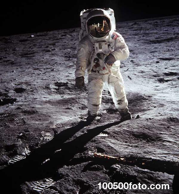Проект космической программы «Аполлон» ($25,4 млрд.)