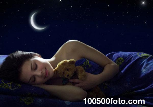 Влияние луны на сон