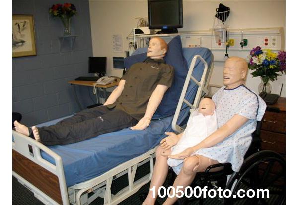 Симулятор пациента SimMan 3G