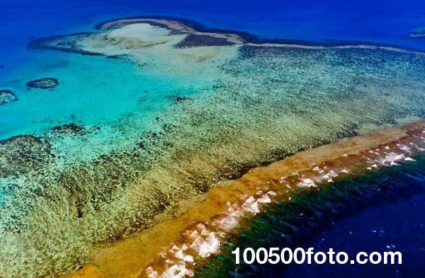 Барьерный риф Новой Каледонии 2