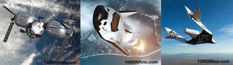 Самые перспективные частные космические корабли
