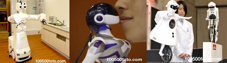 Роботы, которые в скором будущем смогут заменить человека