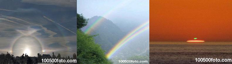 Самые красивые и необыкновенные явления на небе