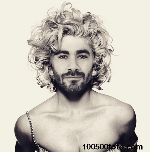 Портрет Мадонны