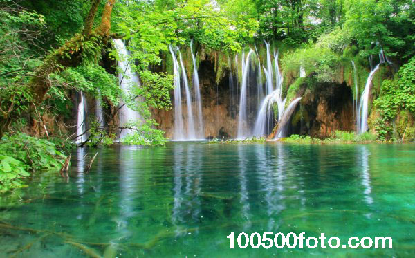 Плитвицкие озера, Хорватия 1