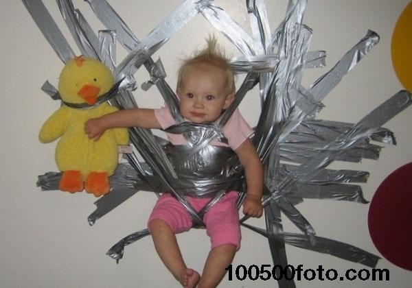 Не получилось найти няню для ребенка