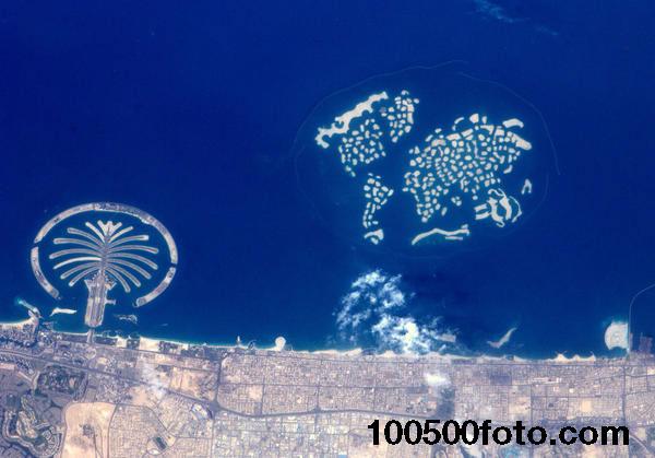 Мировые и Пальмовый острова в Дубае, ОАЭ