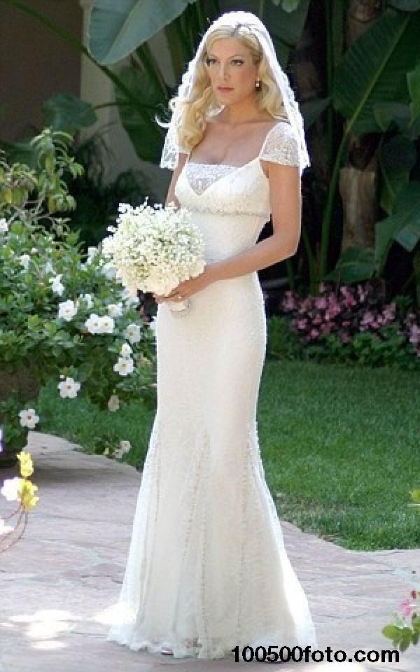 Платье Тори Спеллинг по цене $50 000
