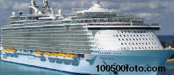 Oasis of the Seas 1