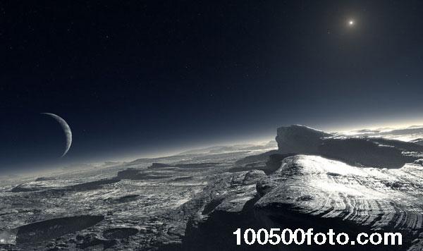 Подземный ядерный океан на Плутоне