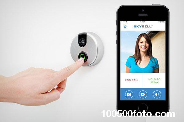Видео-звонок с Wi-Fi поддержкой