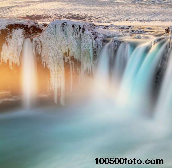 Водопад богов (Исландия)