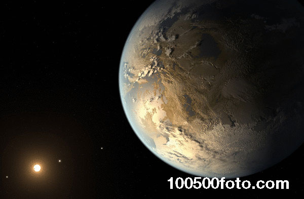 Планета-океан Kepler-62e