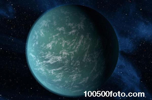 Предположительные океаны жизни на Kepler-22b