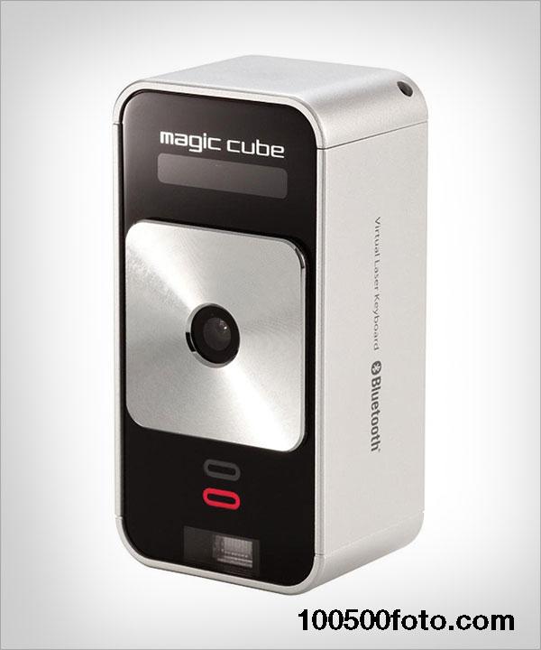Проекционная клавиатура Magic Cube 2