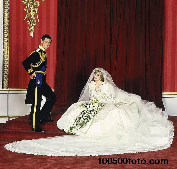 Платье принцессы Дианы стоимостью $115 000 – $150 000