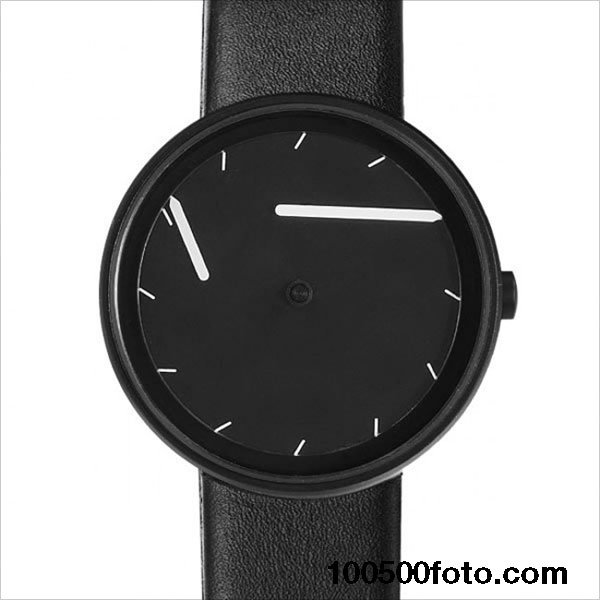 Часы с «отломленными» стрелками Twirler 1