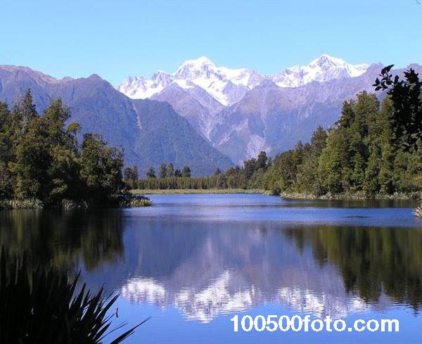 Озеро Мэтисон, Новая Зеландия
