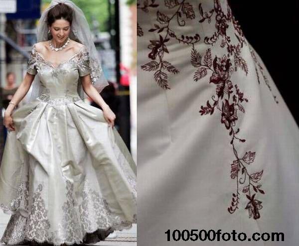 Платье Мауро Адами на свадьбу по цене $380 000