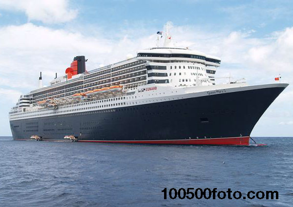 Queen Mary 2 -1